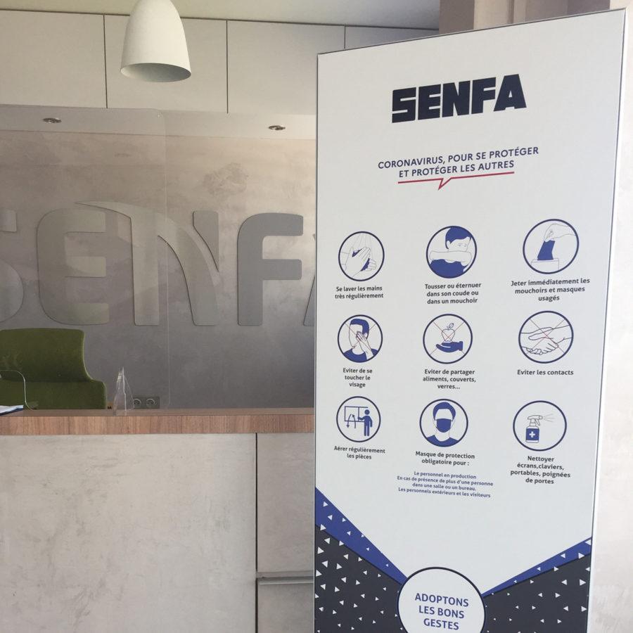 senfa THEATER BLOCKOUT