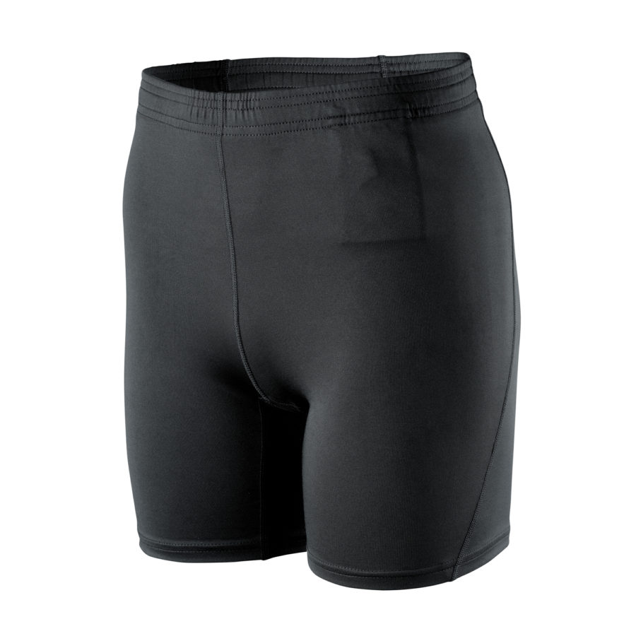 SAFLEX_TIGHT_SHORTS BLACK