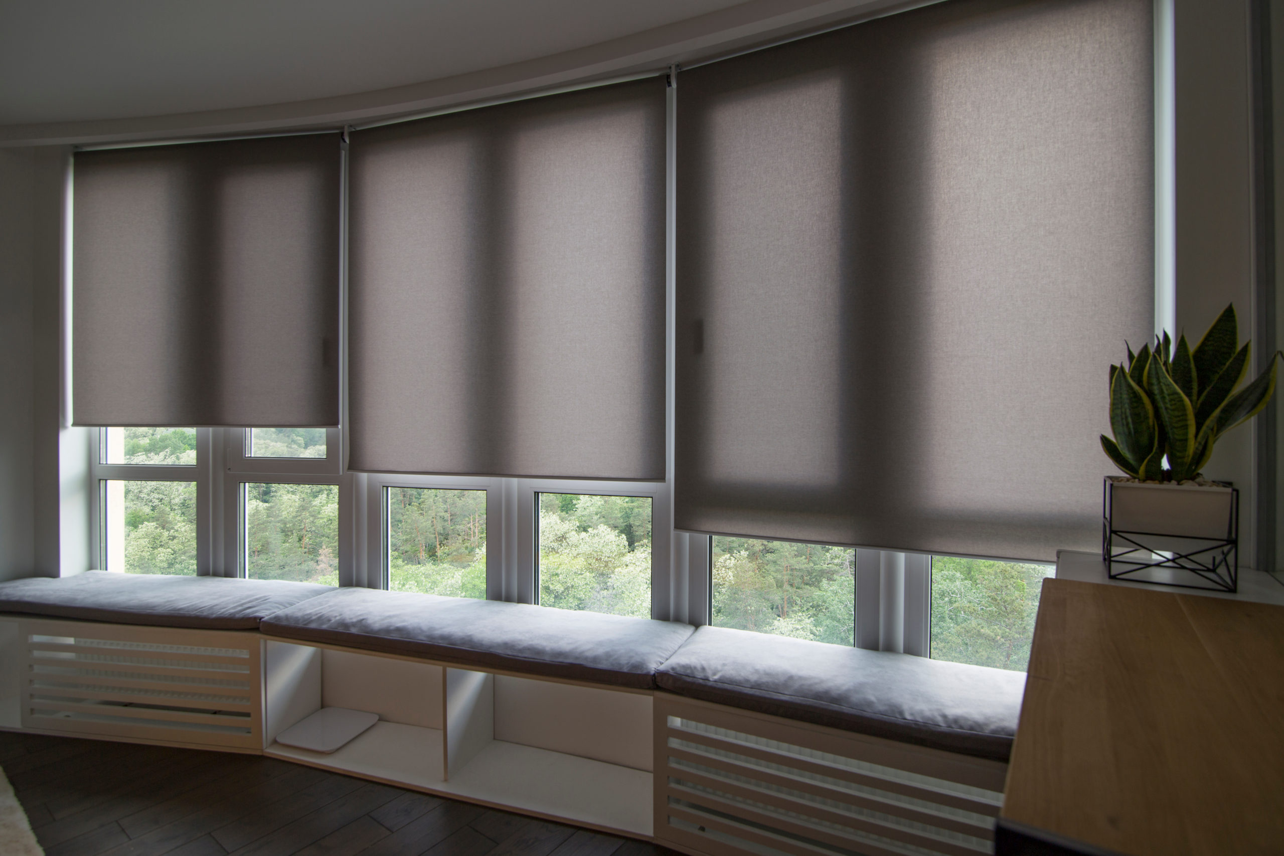 SUN PROTECTION ROLLER BLINDS