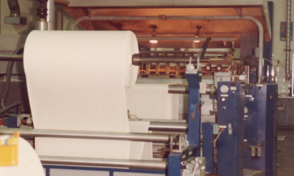 senfa coating production line 2.2 meters