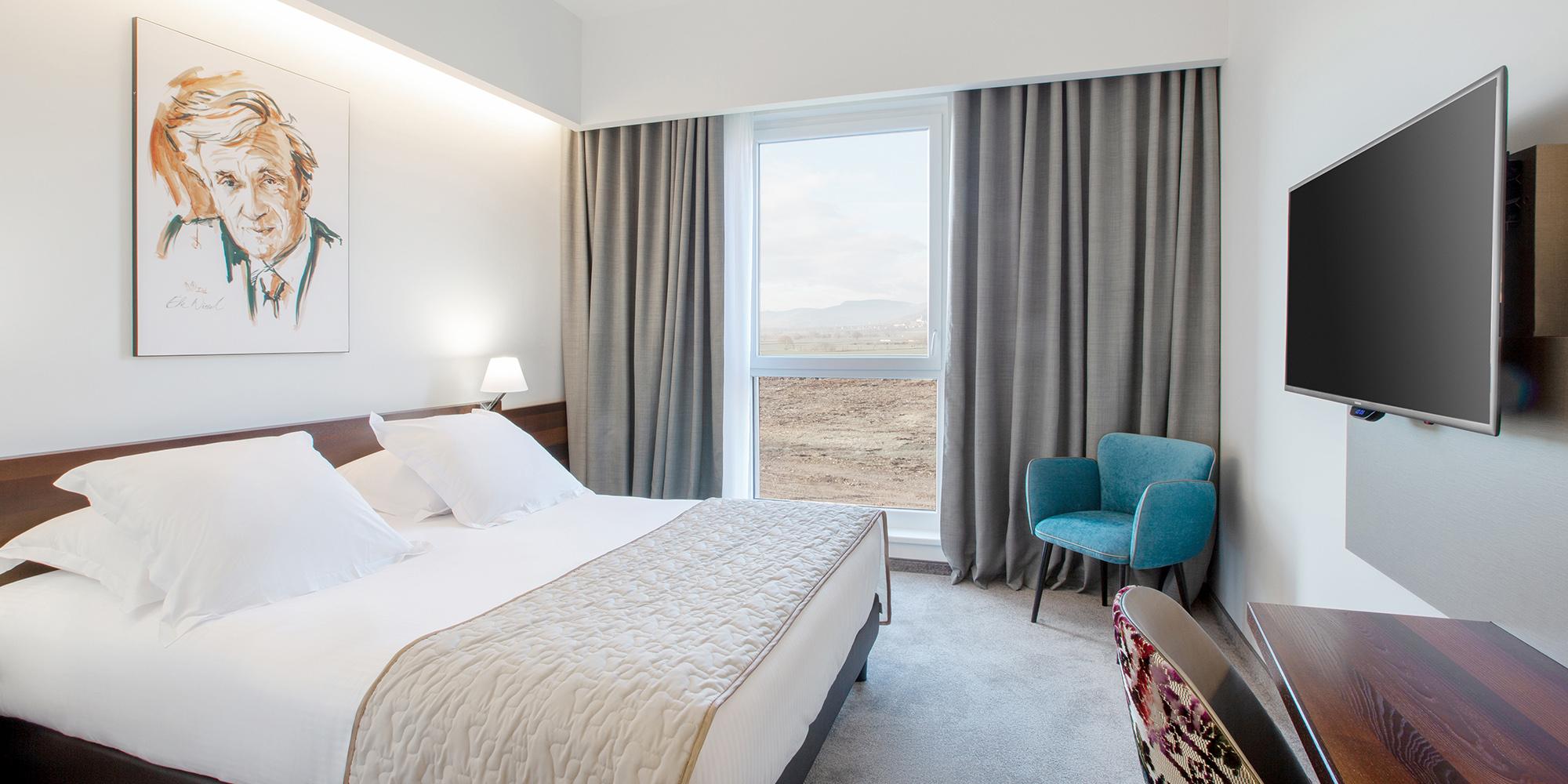 senfa slider hotel blakout curtains acoustic panel