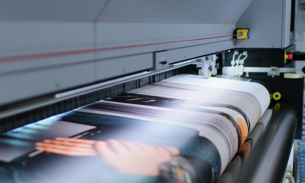 senfa printing process uv technology